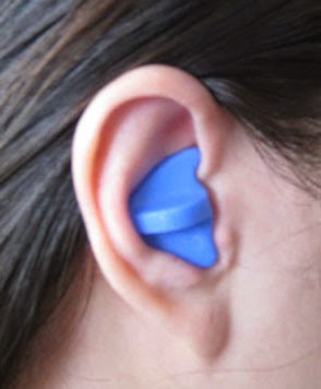 The phenomenal mama what to do with swimmer 39 s ear for What causes ear infections from swimming pools
