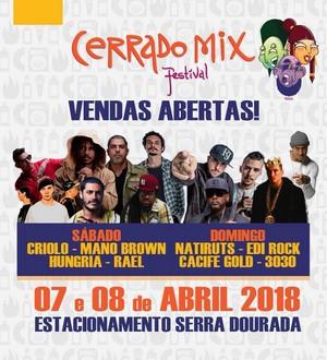 Cerrado Mix Festival