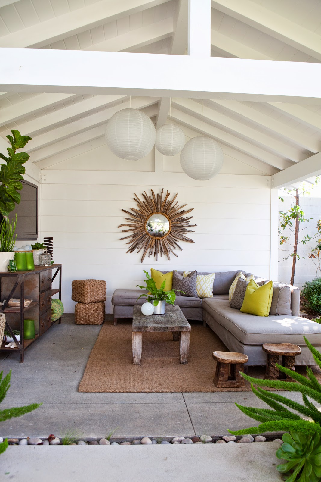 ciao! newport beach: molly wood garden design