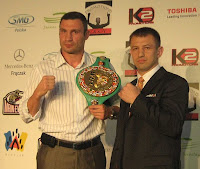 Vitali Klitschko wants to fight David Haye