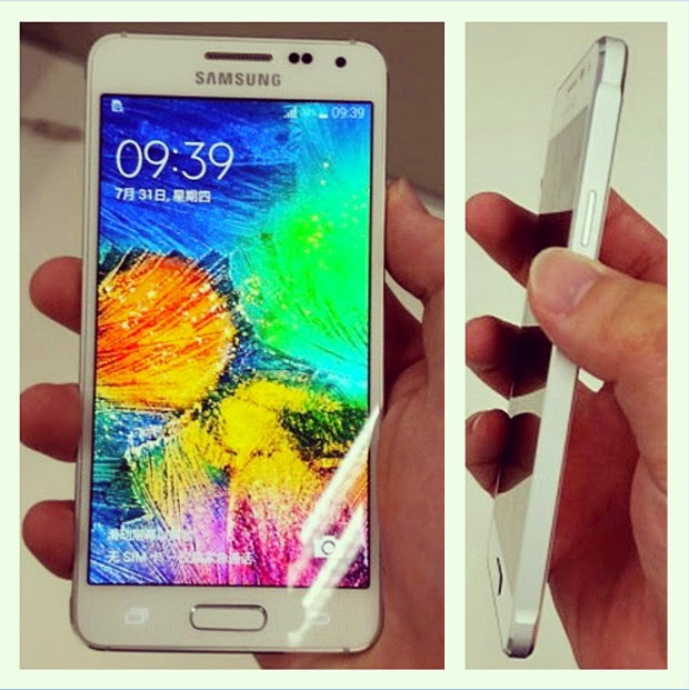 Samsung Galaxy Alpha, Samsung Galaxy Alpha Philippines