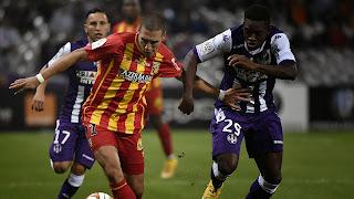 Vidéo : Le résumé de Lens - Toulouse (1-0)