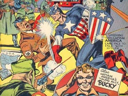 Quadrinhos: Morre Joe Simon, o criador do Capitão América