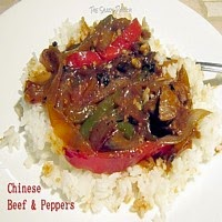 Chinese Beef & Peppers