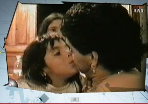 Exlusivo Taringa: Las Fotos del Hijo de Maradona y Veronica