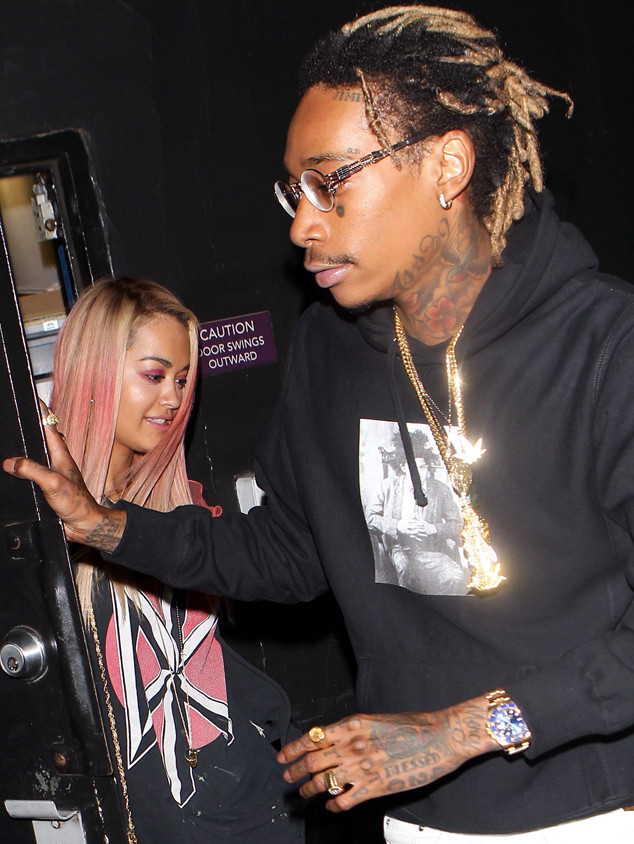 Who is Wiz Khalifa Dating? | Relationships Girlfriend Wife ...