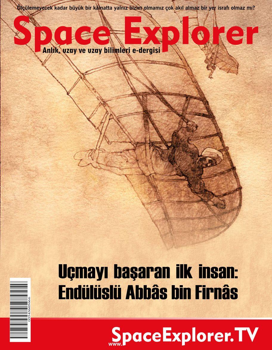 Uçmayı başaran ilk insan: Endülüslü Abbas bin Firnas