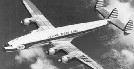 Flying Tiger Flight