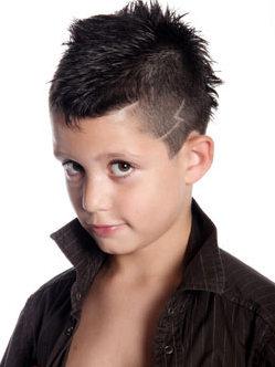 Peinados infantiles look 2013