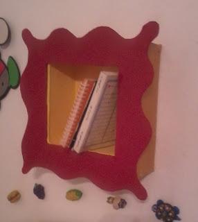 مكتبه صغيرة للكتب
