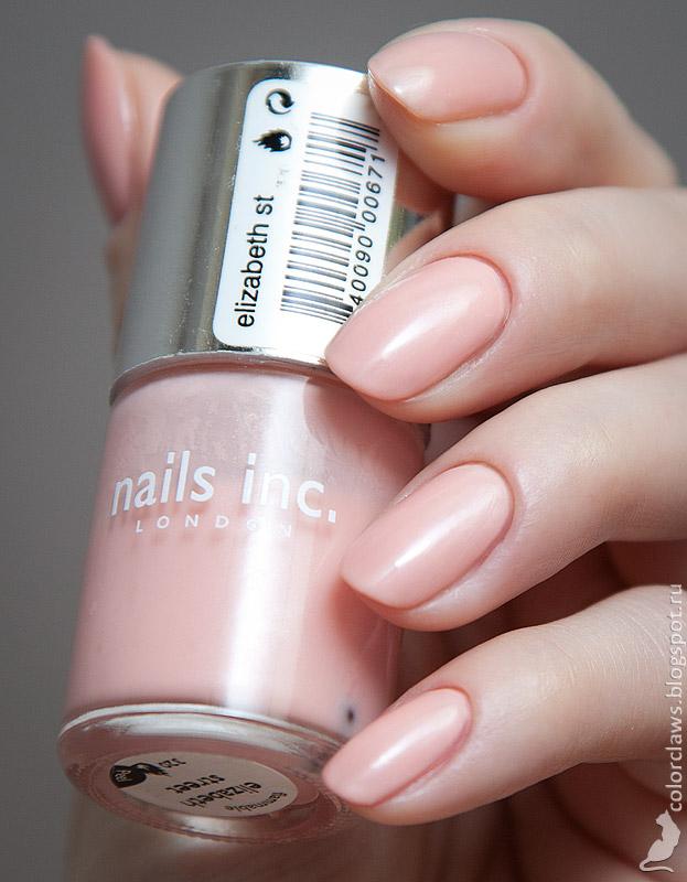 Nails inc. Elisabeth Street
