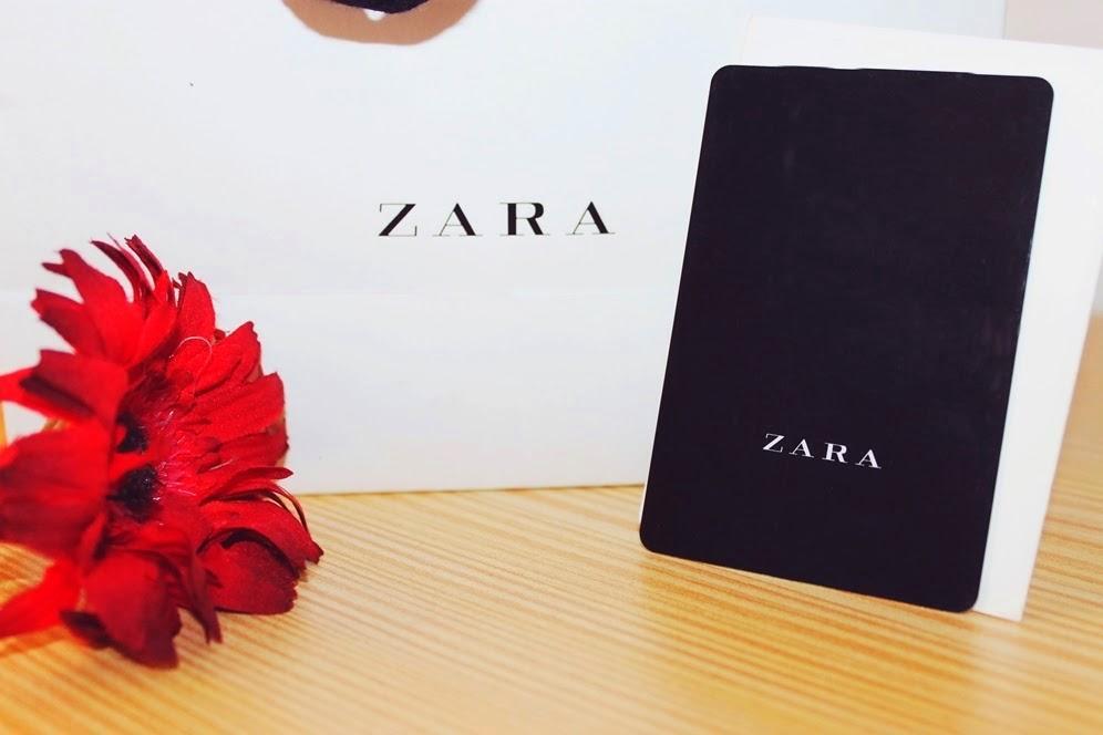 Voucher Zara