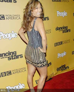 Carrie Ann Inaba ass
