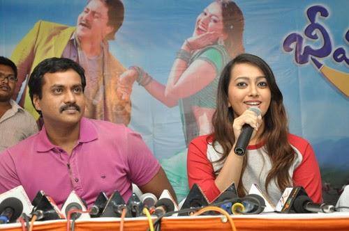 Bheemavaram Bullodu Movie Team Success Tour Photo Gallery