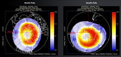 Tormenta geomagnetica 12 de Junio 2012