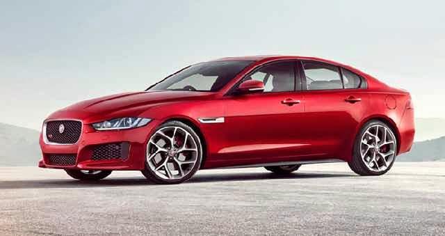 2016 Jaguar XE Concept