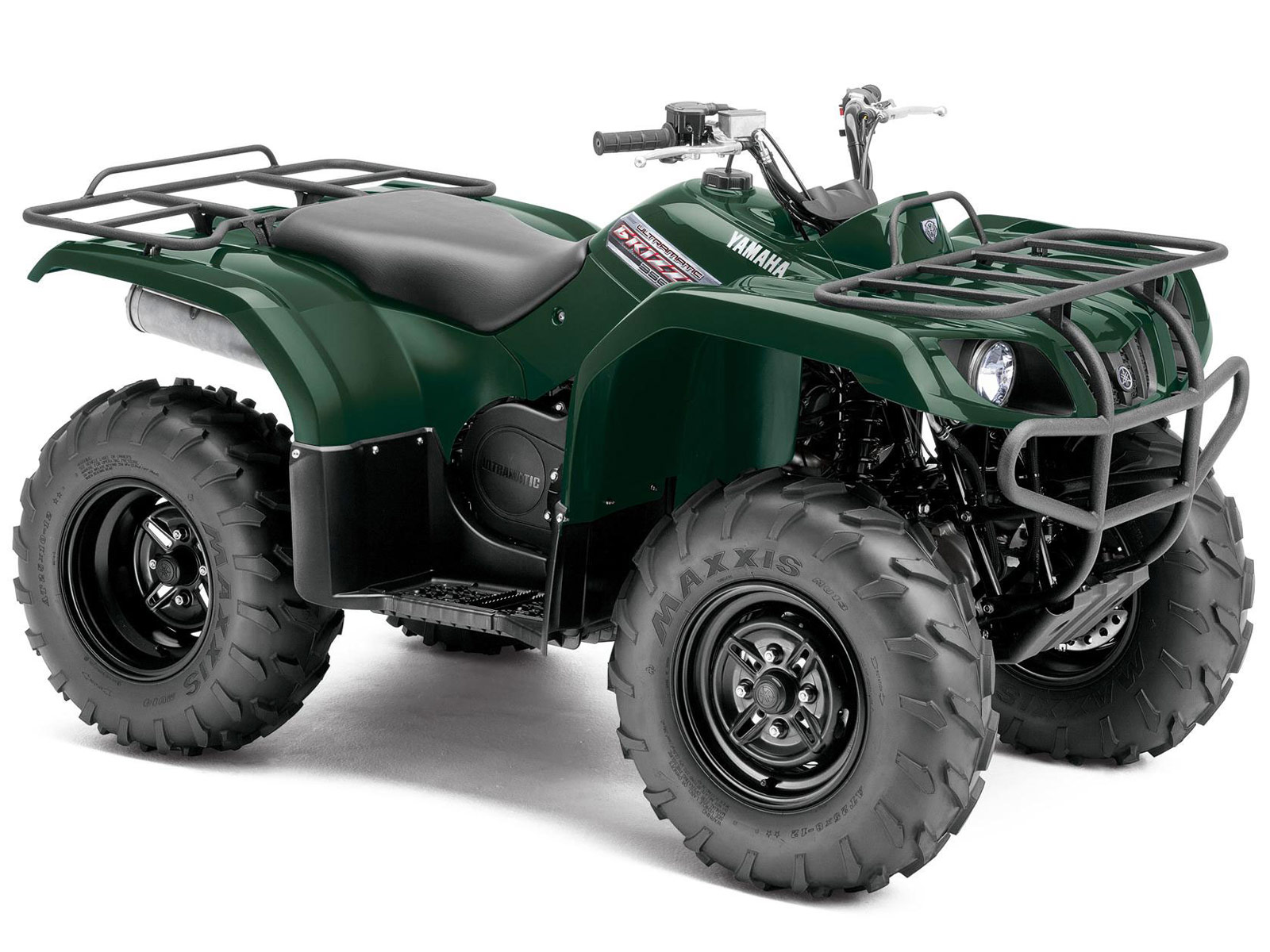2013 yamaha grizzly 350 auto 4x4 atv pictures for Yamaha grizzly atv