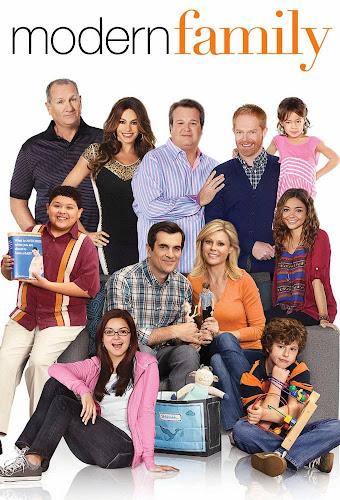 Modern Family Temporada 5 (HDTV Ingles Subtitulada) (2013)