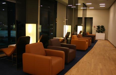 Salón Ejecutivo, Lufthansa, Aeropuerto de Frankfurt