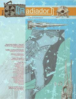 Radiador Magazine Twitteratura