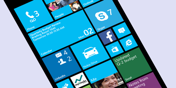 Windows Phone 8 Preview On SmartPhone