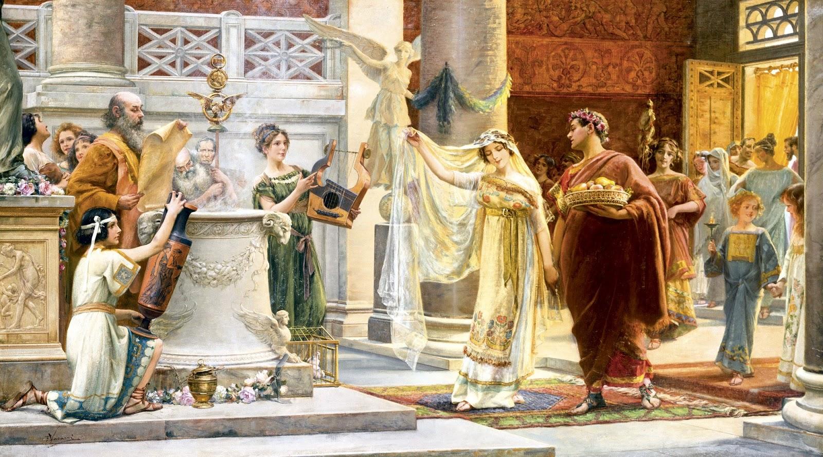 Analisis Del Matrimonio Romano Y El Actual : Arraona romana un projecte de difusió la cultura