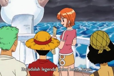 One Piece Episode 018 Subtitle Indonesia