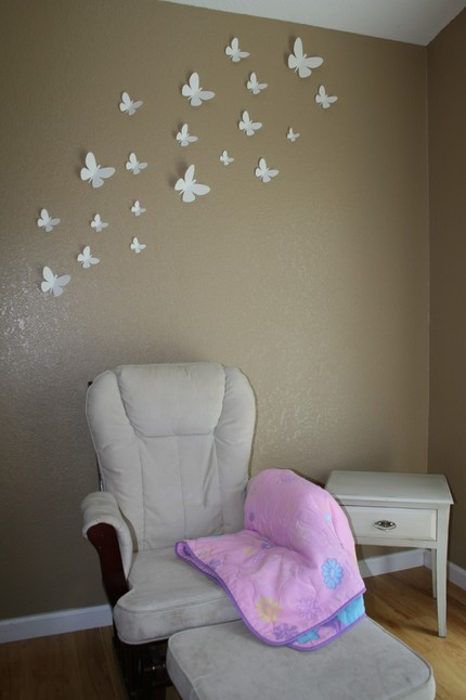 Nhim butterfly 2 decor ideas - How to decorate butterfly ...