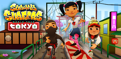 Subway Surfers World Tour Tokyo Ultimate modificado v1.10.2 .apk