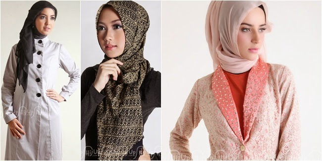 Hijab Yang Tepat Untuk Dikenakan ke Kantor