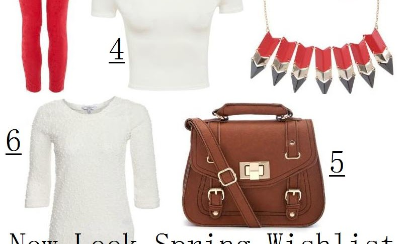 New Look Spring Wishlist