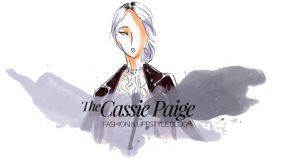The Cassie Paige - Fashion & Lifestyle Blog
