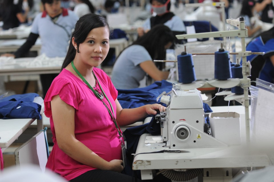 Pregnant women s rights at work