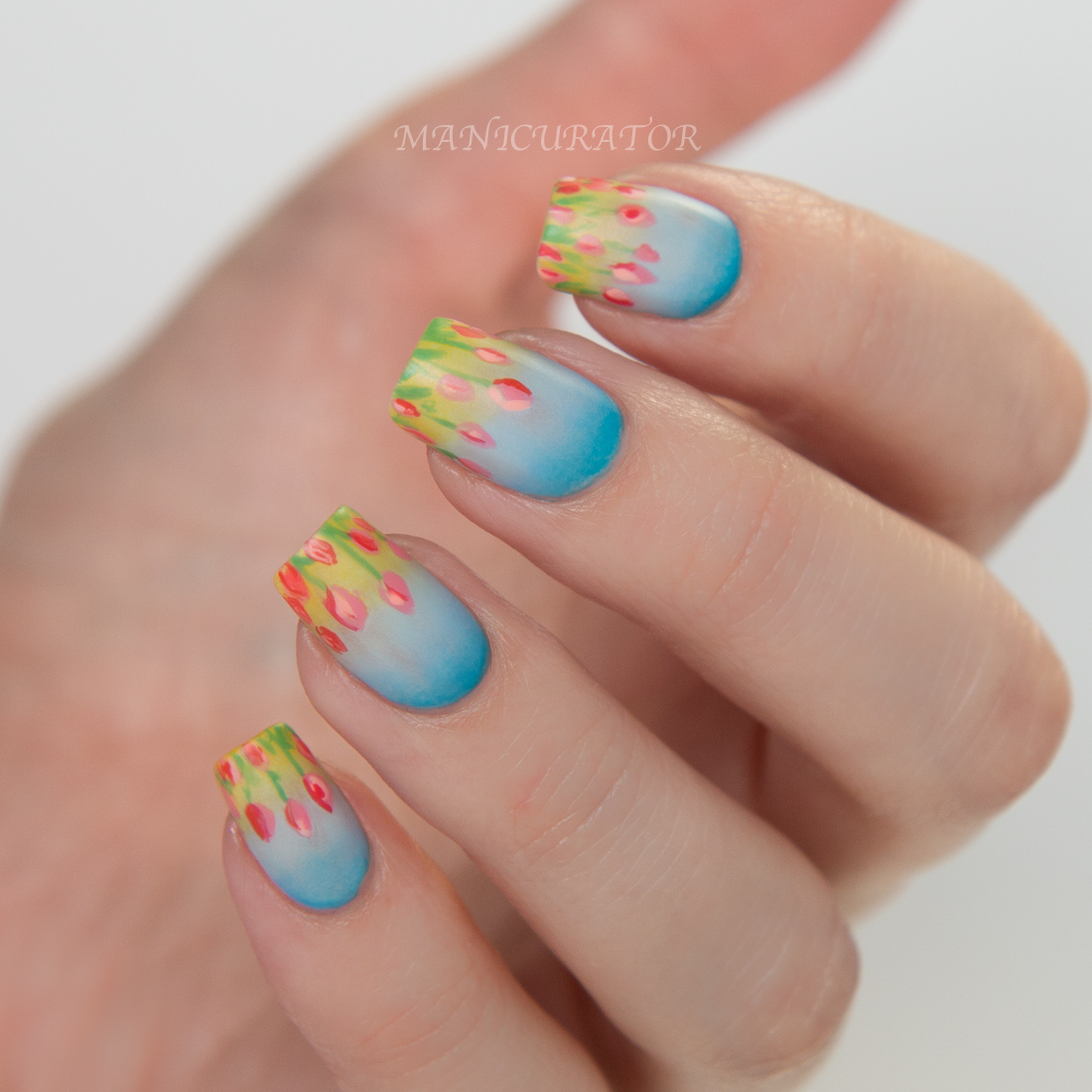 Acrylic Pointed Nail Designs