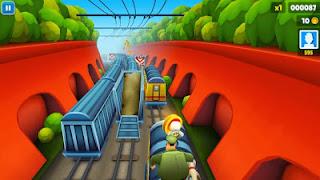 صورة من داخل لعبة سابوي للكمبيوتر