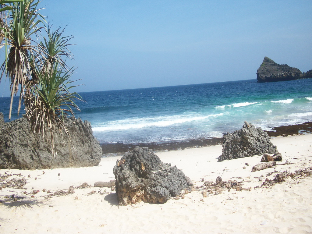 1024 x 768 · 329 kB · jpeg, memancing di pantai srau, wisata pantai