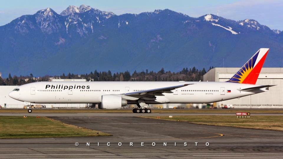 Philippine Airlines Deploys First 777 to Los Angeles on May 3