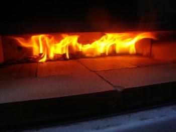 BBQ Grill Set-up