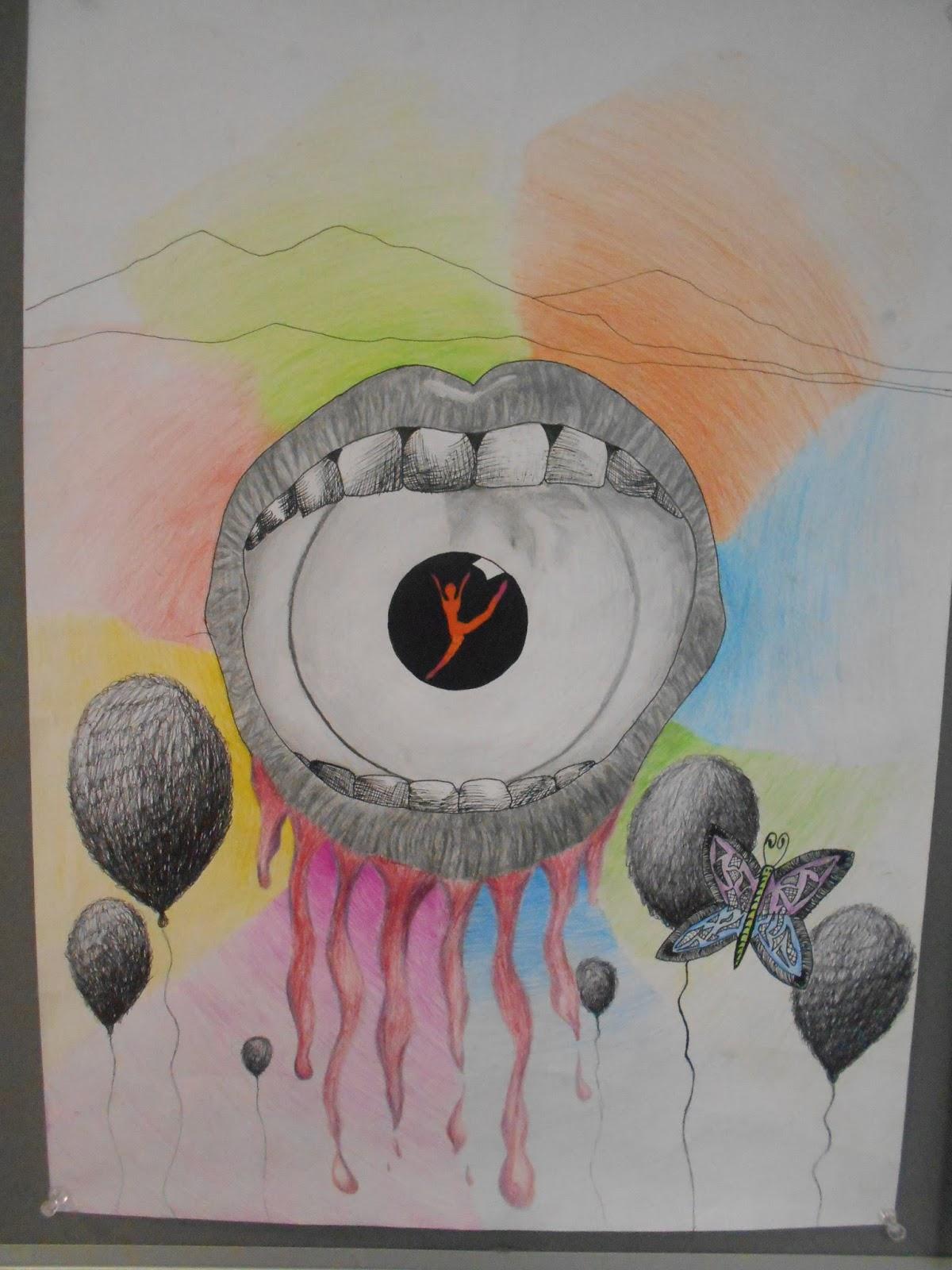Penistone grammar school art design mr berry gcse for Mr art design
