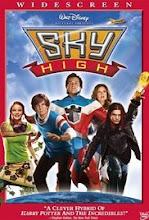 Sky High, escuela de altos vuelos (2005)