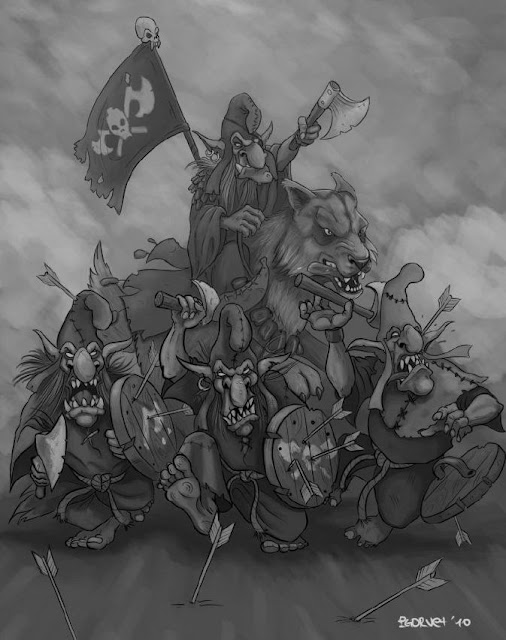 Hobgoblin Horde Artwork