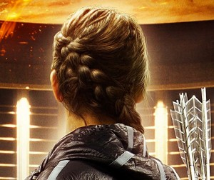 Hunger Games tutorial: Katniss braid