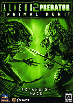 Alien Vs Predator 2 primal hunt