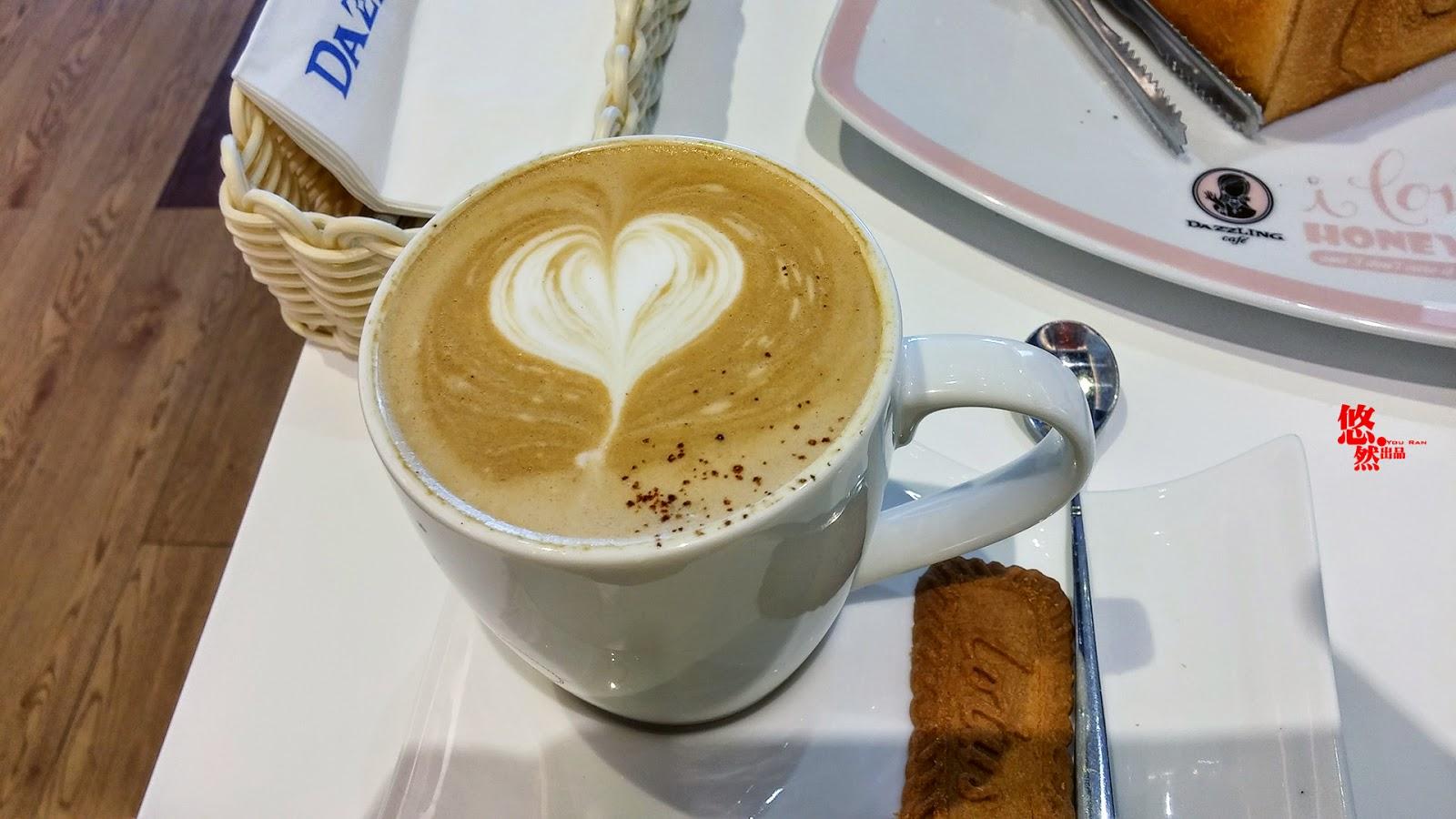 Dazzling Cafe - Cafe Lotte 拿鐵咖啡