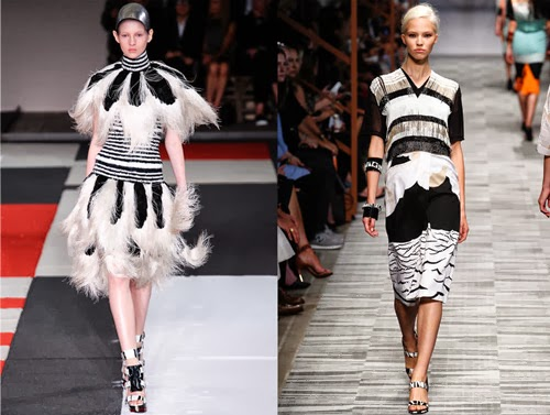 Alexander McQueen and Missoni