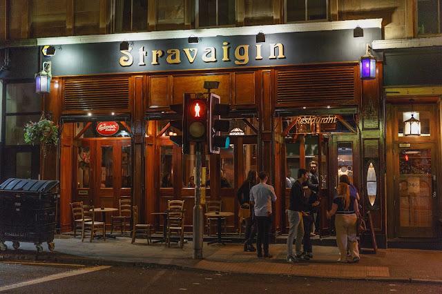 Stravaigin Glasgow