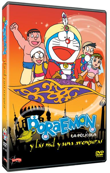 Doraemon y las mil y una aventuras (1991)
