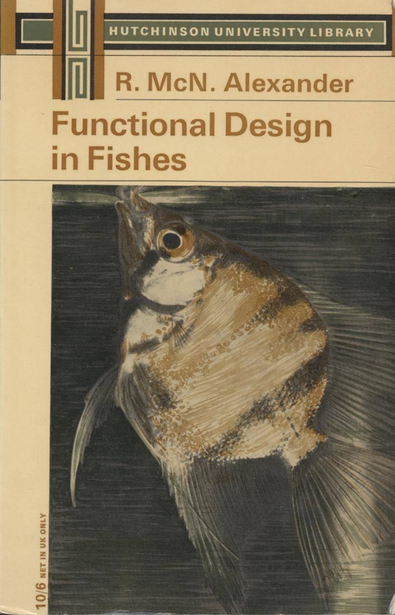 Ichthyology Books: Anatomy / Physiology