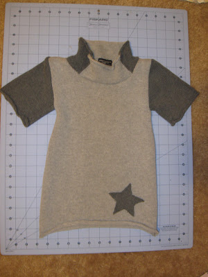 brown little girl sweater dress