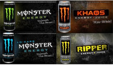 Nos Energy Drink Slogan